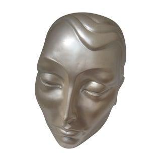 Art Deco Head by Ara Soner