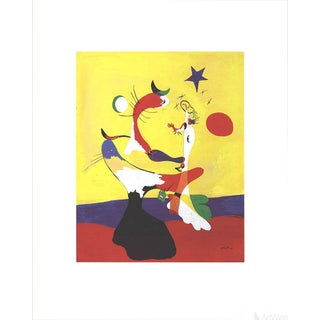 Joan Miro, Small Universe, 2016 Poster