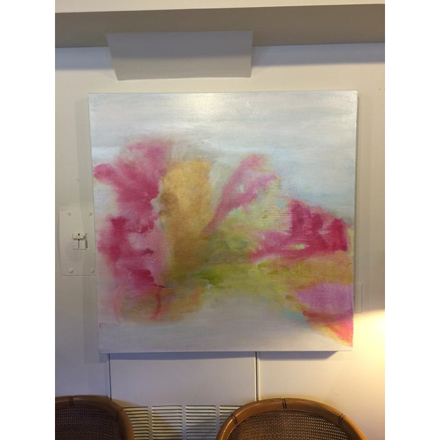 "Image of ""Corsage"" Original Painting, Acrylic on Canvas"