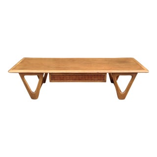 1960's Coffee Table by Lane Perception Line