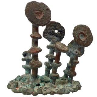 Klaus Ihlenfeld Patinated Bronze Sculpture