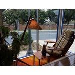 Image of Greta Grossman 'Grasshopper' Style Floor Lamp
