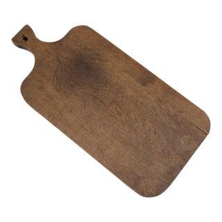 Vintage Rustic Oak Cutting Board