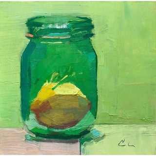 Lemon in a Jar - Print