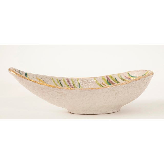 Fanciullacci / Londi Gilded Floral Bowl - Image 6 of 7
