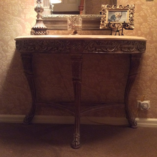 Huffman Koos Console Table - Image 2 of 6