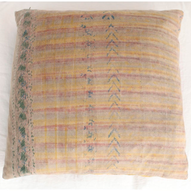 ABC Carpet and Home Graffiti Pillow - Image 6 of 7