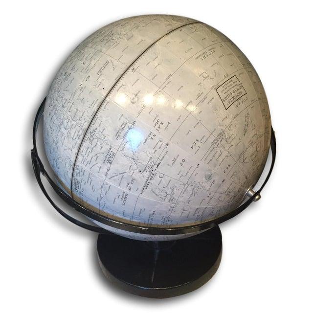 Image of Vintage Moon / Lunar Globe Replogle