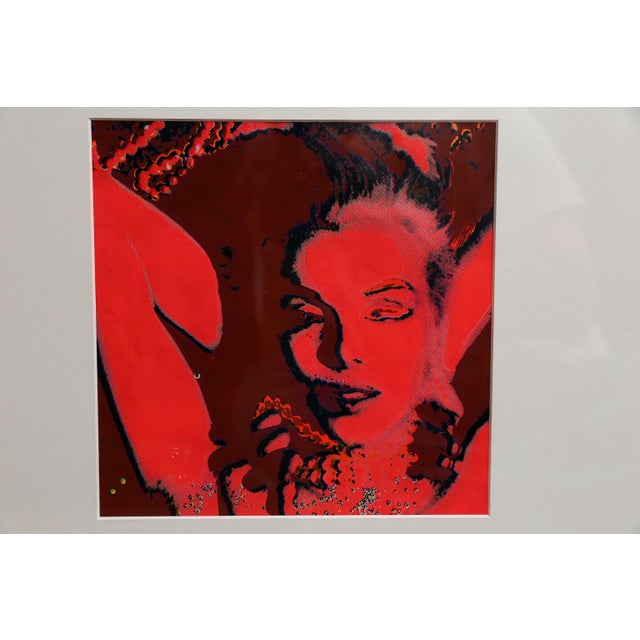 "Image of ""The Marilyn Monroe Trip - 3"" Original 1968 Serigraph by Burt Stern"