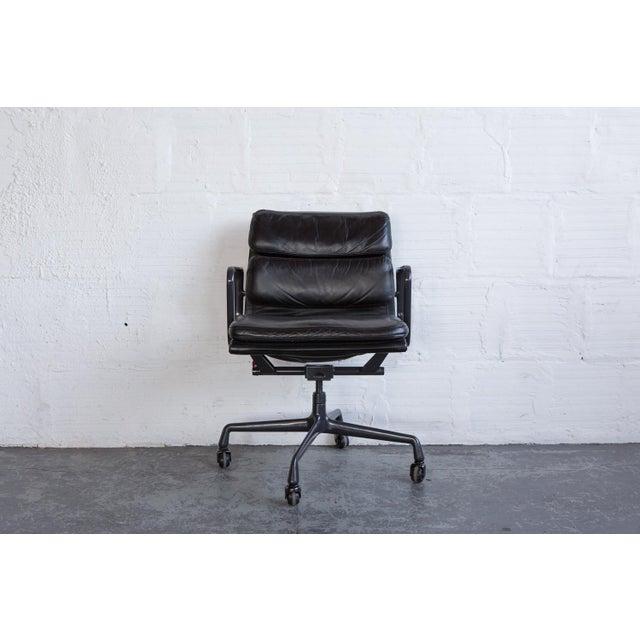 Eames Soft Pad Management Chair Chairish