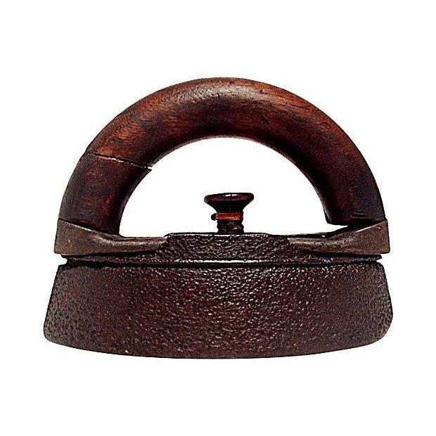 AC Williams Co. Antique Sad Iron - Image 1 of 6