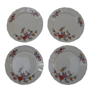 Winterling Bavaria Fine China Dessert Plates - Set of 4