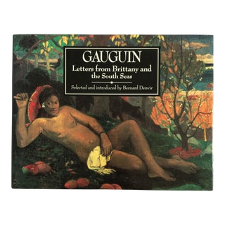 Gauguin: Letters From Brittany and the South Seas Book