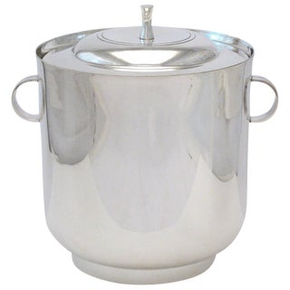Tommi Parzinger Silver Champagne Cooler Ice Bucket