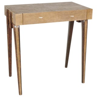 Charming Side Table or Nightstand by R & Y Augousti, Paris