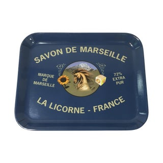 French Melamine Tray