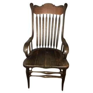 Early American Antique Side Chair