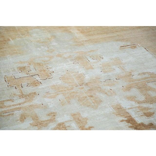 "Distressed Oushak Carpet - 5'10"" X 9'1"" - Image 5 of 10"