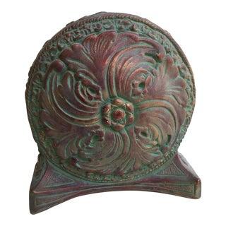 Rococo Textural Ceramic Doorstop