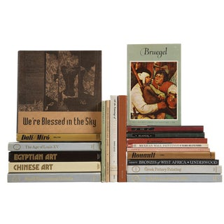Small Space Art Library - Set of 20