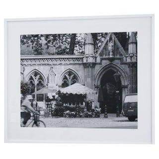 Original Photo of Flowers in London