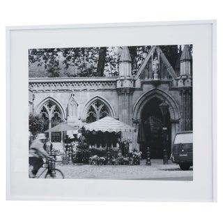 Original Photo of Flowers in London