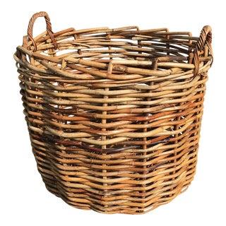 Palecek Enormous Woven Basket