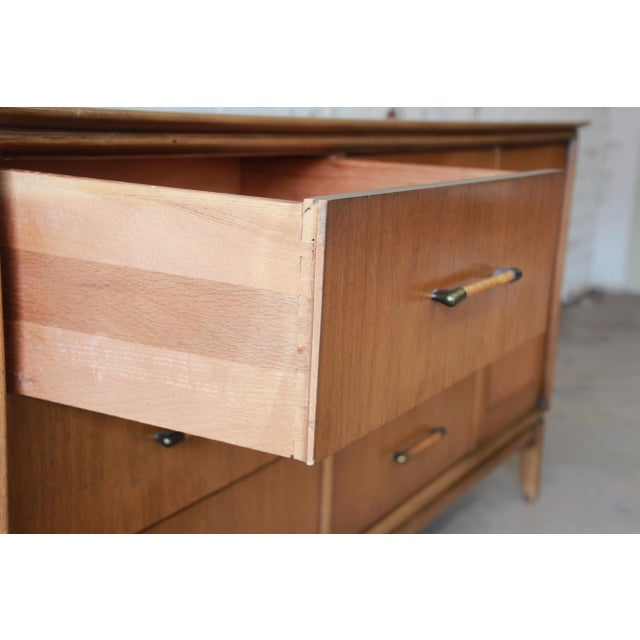 Mid-Century Modern Long Dresser by Century Furniture - Image 9 of 10