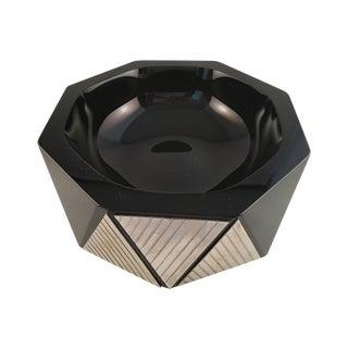 Dara International Art Deco Glass Bowl