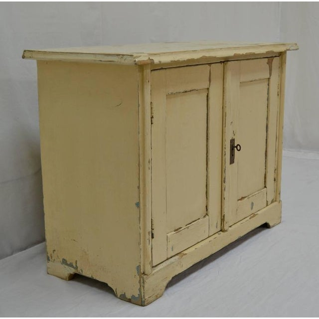 Painted Pine Water Cupboard - Image 3 of 9