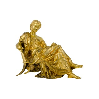 19th Century French Bronze Sculpture