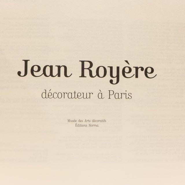 Jean Royere, Décorateur a Paris Book - Image 3 of 9