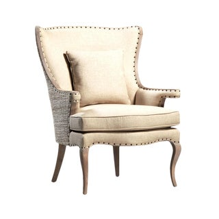French White Chair