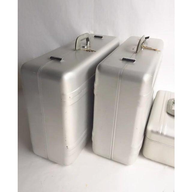Iconic Mid-Century Halliburton Suitcase Collection - Image 5 of 10