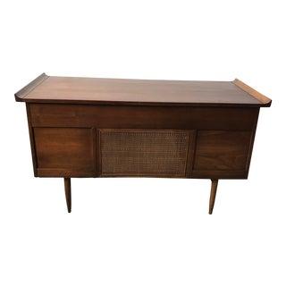 Broyhill Mid-Century Walnut Lawyer Desk