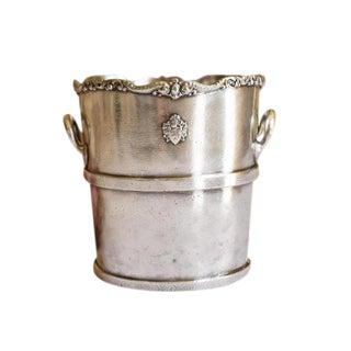 Antique Belvedere Hotel Ice Bucket