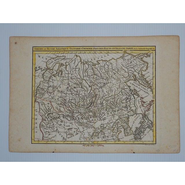 18th C. Russia, Siberia & Tartary Maps- Set of 3 - Image 3 of 5