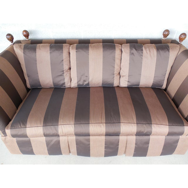"SHERRILL Knole Sofa 84""W - Image 6 of 10"