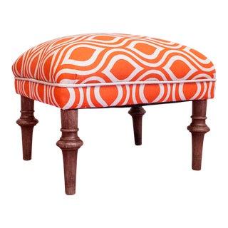 Antique Eastlake Style Footstool