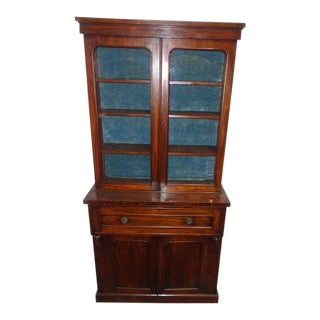 Antique English Secretary Desk