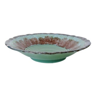 West German Ceramic Console Bowl