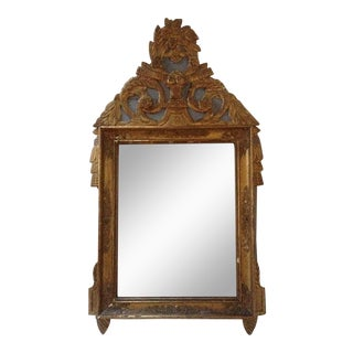 Early 19th Century French Antique Mirror