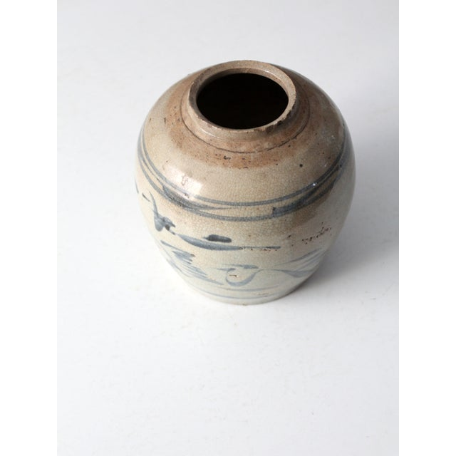 Image of Antique Chinese Ginger Jar