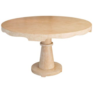 Moroccan Inspired Round Center Table