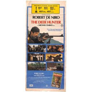 """The Deer Hunter"" Original Movie Poster Daybill"
