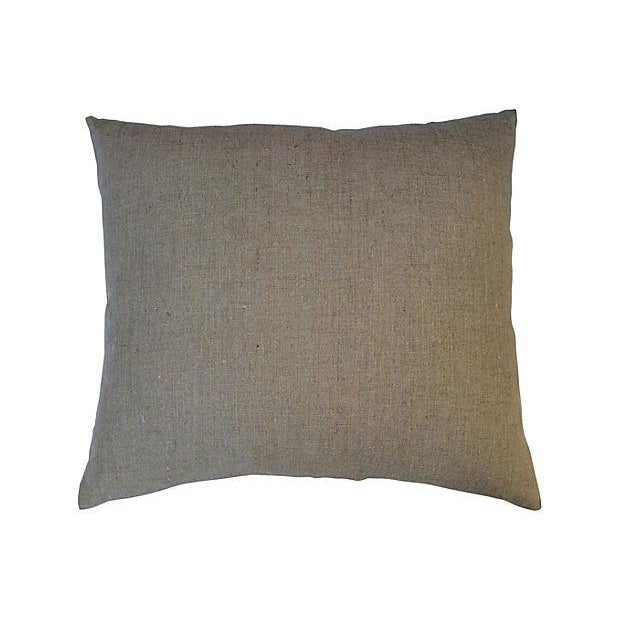 William Morris English Golden Lily Textile Pillow - Image 4 of 4