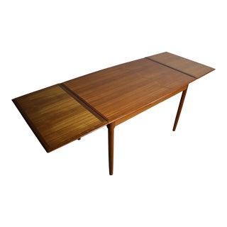 Mid-Century Teak Extension Dining Table