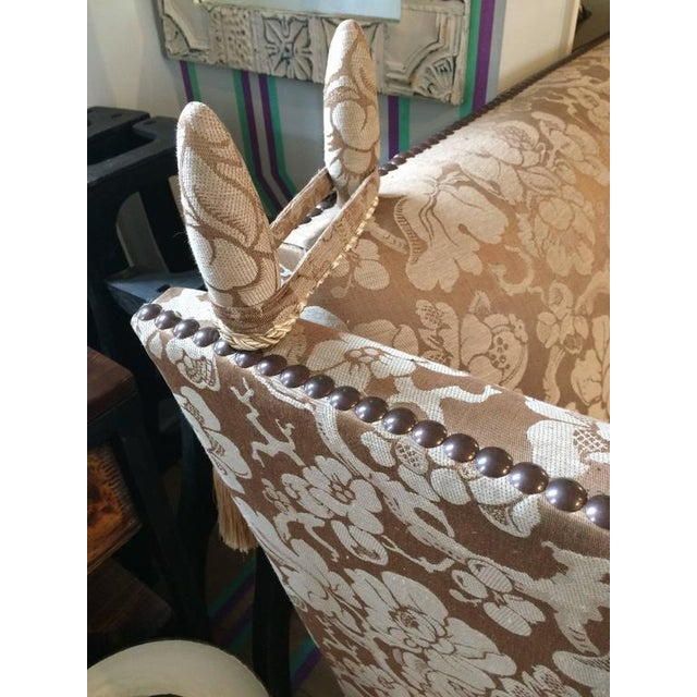 George Smith Knoll Style Sofa - Image 4 of 8