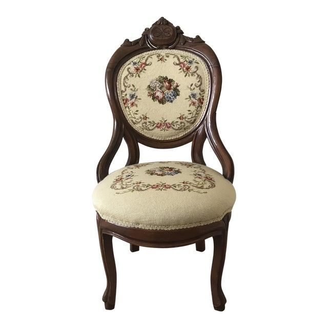 Louis XV Bergere Chair - Image 1 of 4