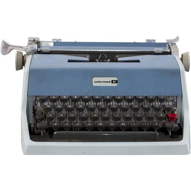 Vintage Underwood 21 Typewriter - Image 1 of 9